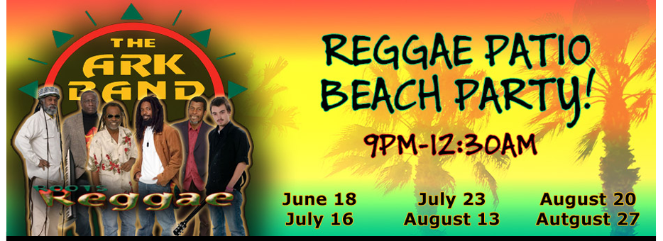 Reggae Music - The Ark Band Live